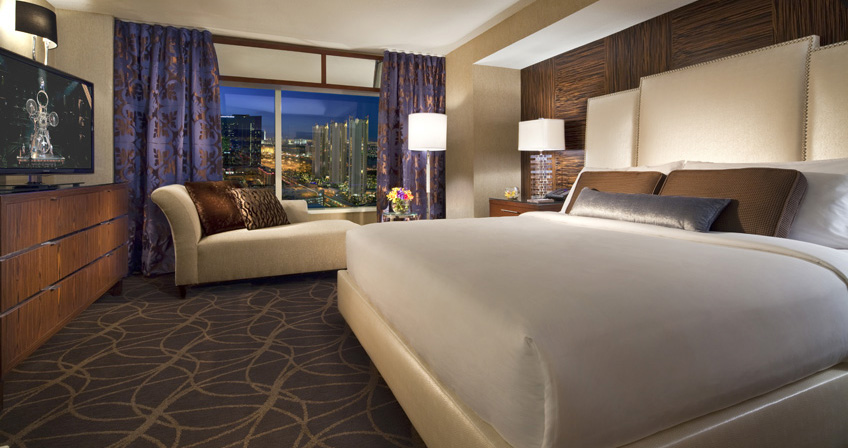 Mgm Grand City View Suite