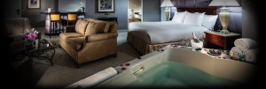 Monte Carlo Spa Suite with jacuzzi